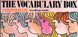 Educational Insights The Vocabulary Box Intermediate  by Ellen Rawson - $5.95