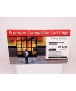 HP 1200 C7115X Toner Cartridge Premium Compatible Black OEM Drum - $27.12