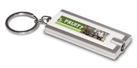 Movin' On Kenworth LED Keyring Flashlight - BRIGHT! Claude Akins - 1970'... - $3.89