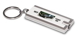 1977 Pontiac Bandit Trans Am LED Keyring Flashlight - BRIGHT!  1970's Retro - $3.89