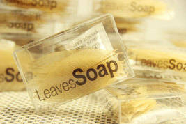 Leaves Soap - Perfect Washing Product for Travel image 3