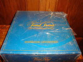 Trivial Pursuit Master Game Genus Edition Factory Sealed Original Horn A... - $29.91