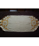 Vintage - Sunflower table runner - $40.00