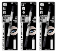 (3-Pack) Covergirl Katy Kat Eye Liner, Midnight Matte, 0.033 Oz - $16.99