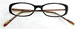 """Foster Grant Dark Brown Plastic Frame Reading Glasses """"RADIANCE"""" with Spring ... - $17.99"""
