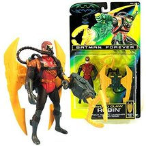 Kenner Year 1995 DC Comics Batman Forever Series 5 Inch Tall Action Figu... - $42.99