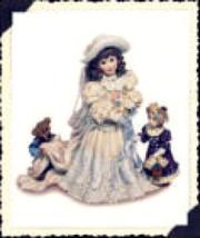 """Boyds Bears Dollstone""""Emily w/Kathleen & Otis.the Future""""#3508 NIB-1995-Retired - $29.99"""