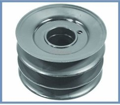 Double Spindle Pulley Fits 756-0638 956-0638 690-699 7560638 9560638 690 699 - $42.03