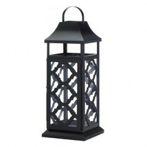 "Extra Large Lantern Candleholder Wedding Centerpiece 20"" Tall - $22.72"