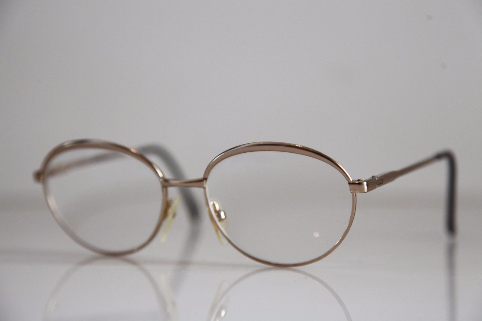 SFEROFLEX Eyewear, Gold  Frame,  RX-Able Prescription Lenses.  made in ITALY 2