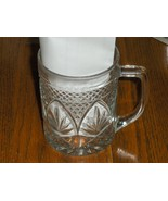 Crystal D'arques Durand Antique Crystal Cup Mug  - $14.00