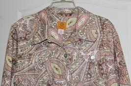 Ruby Rd. Women Jacket Blazer Size 18W NWOT - $26.95