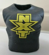 NXT Shirt Vest - Mattel Accessory for WWE Wrestling Figures - $8.85
