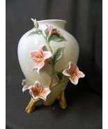 Franz Porcelain Large Azalea Allure Vase - $237.49