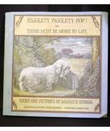 Higglety Piggelty Pop!, Maurice Sendak 1967, Signed - $66.49