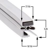 Delfield Compatible Gasket V1868428 Part# (1702003) - $33.81