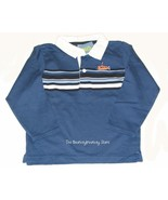New NWT Gymboree BOATS & BRIDGES Polo Rugby Top Sz 3 3T - $11.99
