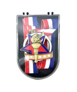 Crown Olympic Style Torch Medal Bronze Brass Color Replica Olympic Medal... - $18.66