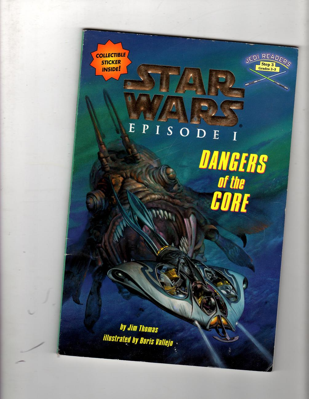 Primary image for Star Wars Episode I -Dangers of the Core