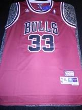 #33 Scottie Pippen retro Hardwood Classic Chicago Bulls Jersey New Stitc... - $179.95