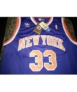 #33 Patrick EWING retro Hardwood Classic Jersey New Stitched New York Kn... - $22.95