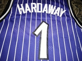 Top Quality Throwback Jersey Orlando #1 Penny Hardaway Basketball Retro ... - $22.95