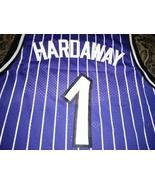 Top Quality Throwback Jersey Orlando #1 Penny Hardaway Basketball Retro ... - $22.95
