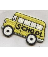 School Bus Iron On patch - One Dozen - $26.50