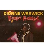 LP---DIONNE WARWICK PROMISES, PROMISES  - $4.99