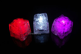 LiteCubes Light Up LED Ice Cubes Love Pack- 3pc Set - $12.84 CAD