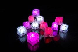 LiteCubes Light Up LED Ice Cubes Love Pack- 12pc Set - $38.65 CAD