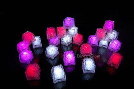 LiteCubes Light Up LED Ice Cubes Love Pack- 24pc Set - $70.91 CAD
