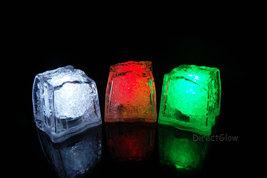 LiteCubes Light Up LED Ice Cubes Christmas Pack- 3pc Set - $11.72 CAD