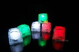 LiteCubes Light Up LED Ice Cubes Christmas Pack- 6pc Set - $19.58 CAD