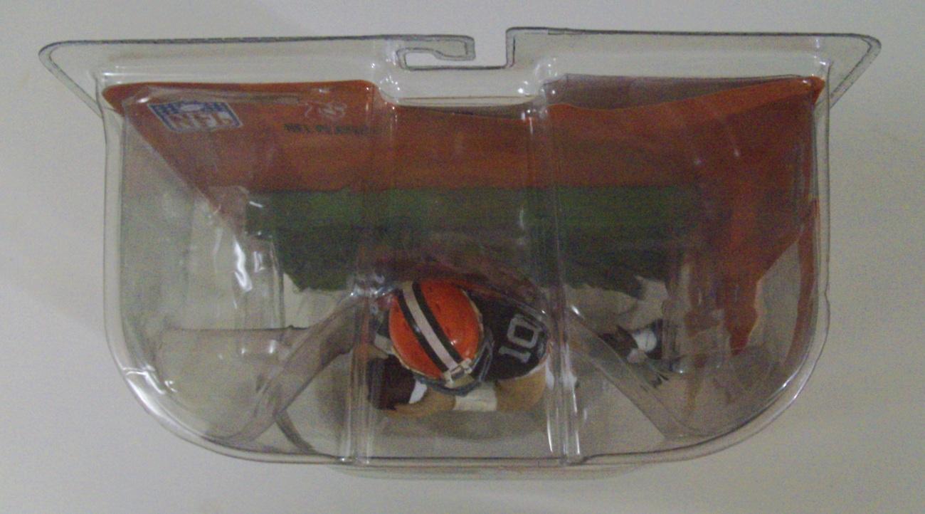 McFarlane NFL Series 16 Brady Quinn Cleveland Browns Notre Dame Irish - New
