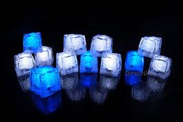 LiteCubes Light Up LED Ice Cubes Winter Pack- 12pc Set - $36.06 CAD