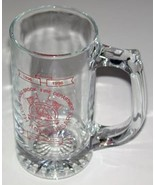 Broodbrook Connecticut 100th Anniversary Fire Department Glass Stein - $19.79