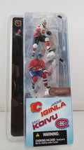 Mc Farlane Series 1 - 3 inch Figures -Canadian team Captians Set-Iginla ... - $35.00