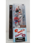 Mc Farlane Series 1 - 3 inch Figures -Canadian team Captians Set-Iginla ... - $35.00