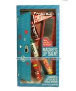 LOTTA LUV 5pc MAGNETIC BALM+MIRROR Lip Locker Set TOOTSIE ROLL+SUGAR DAD... - $8.99