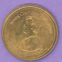 1984 Grande Prairie Alberta Trade Token or Dollar Willie de Wit Swan - $3.00