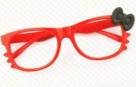 Cute Fashion Retro Nerd Style Glass Frame Cosplay Costume Lovely Vintage Eyewear image 4