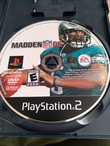 Sony PS2 Madden NFL 06 image 3