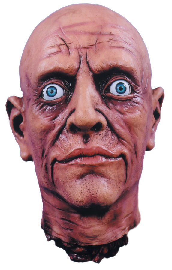 Head Realistic Latex Halloween Prop Cut Off RU 56645 Haunted House Decor