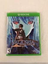 Valkyria Revolution (Microsoft Xbox One, 2017) - $13.91