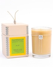 4 Votivo Bright Leaf Tobacco #47 Aromatic Candles Plus Free Shipping - $112.00