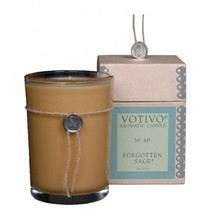 Votivo Forgotten Sage #44 Aromatic Candle Plus Free Shipping - $28.00