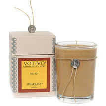 Votivo Speakeasy #92 Aromatic Candle Plus Free Shipping - $28.00