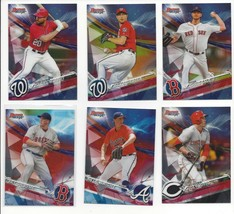 2017 BOWMAN'S BEST (STARS, ROOKIE RC's, TOP PROSPECTS ) WHO DO YOU NEED!!! - $0.99+