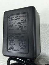 Sony AC-E454B AC Power Adapter 4.5V 400mA - $153,35 MXN